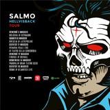 Salmo torna a maggio con 6 nuove date del Hellvisback tour. Scopri dove!