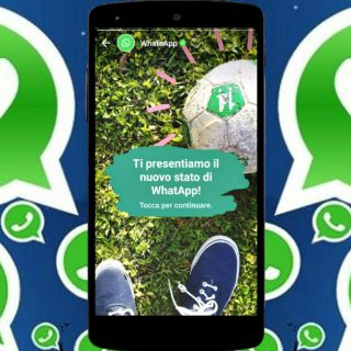 """Anche Whatsapp introduce le """"Storie"""""""