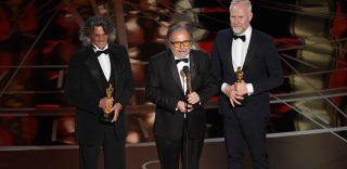"""Oscar a Bertolazzi per Suicide Squad: """"Sono un immigrato, vengo dall'Italia"""". Il discorso"""