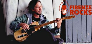 Ufficiale: Eddie Vedder il 24/6 a Firenze
