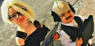 Carnevale 2017: i bimbi in versione Costanzo-De Filippi sono il costume da battere