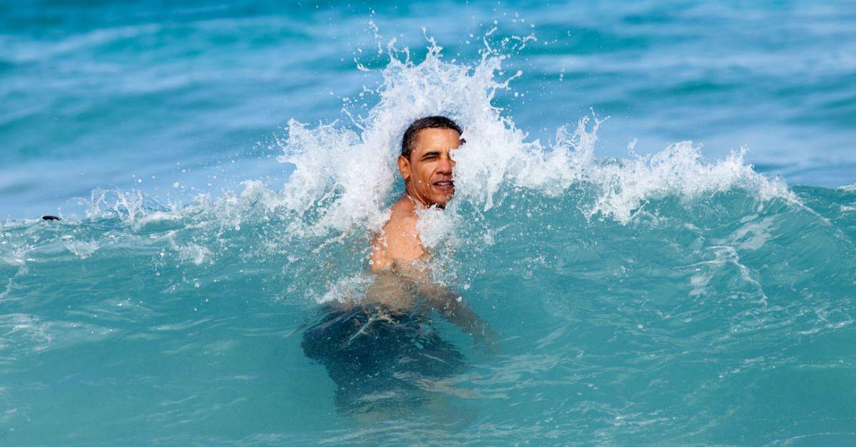Barack Obama fa kitesurf alle Isole Vergini: il video della sfida con Richard Branson