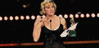 """Valeria Bruni Tedeschi """"Pazza di gioia"""" ai David: il discorso della miglior attrice è memorabile"""