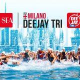 SEA Milano DEEJAY TRI ti aspetta il 20 e 21 maggio all'Idroscalo