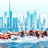 Il Triathlon torna a Milano il 20 e 21 maggio all'Idroscalo: iscriviti al Sea Milano Deejay TRI