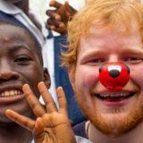 Ed Sheeran in Liberia: il racconto del bimbo orfano lo spinge a un gesto di grande cuore