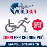 Iscriviti subito alla Wings for Life World Run!