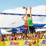Vieni a giocare al Beach Volley Marathon. Bibione 19-21 maggio, ti aspettiamo!
