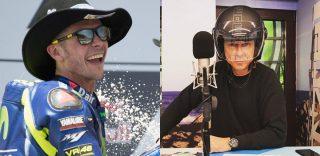 Valentino Rossi festeggia il nuovo record
