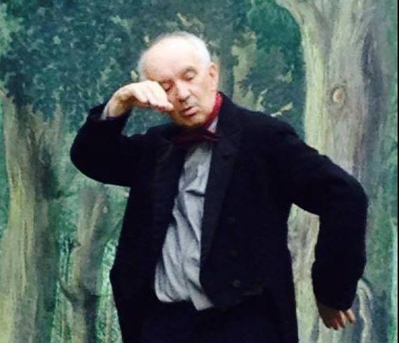 Gallarate, Mongiano a teatro: non c'è nessuno | Radio Deejay