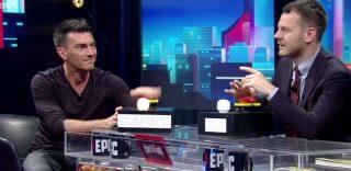 Gabry Ponte vs Cattelan: la sfida