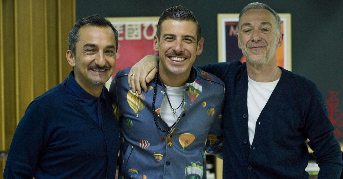 Francesco Gabbani a DJCI, l'intervista