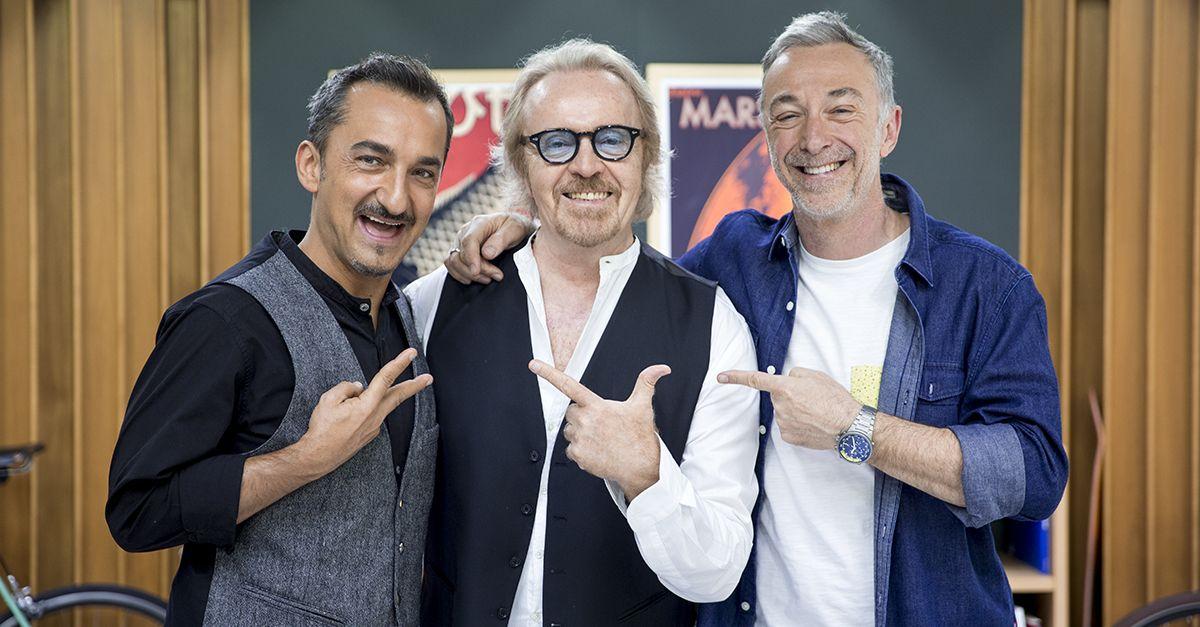 """""""Dopo 40 anni Anastacia ha fatto rinascere Ti Amo"""" Umberto Tozzi a DJCI"""