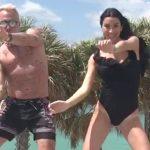 Gianluca Vacchi e Giorgia Gabriele ballano 'Despacito': lo show a Miami