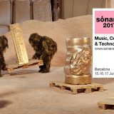 Björk inaugura il Sonar 2017: il 14 giugno a Barcellona