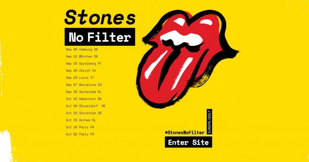 Italia, Rolling Stones a Lucca: quando e biglietti | Radio ...