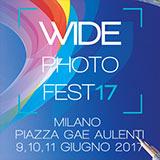 Wide Photo Fest 17: a Milano si festeggia l'arte della fotografia e dell'immagine dal 9 all'11 giugno