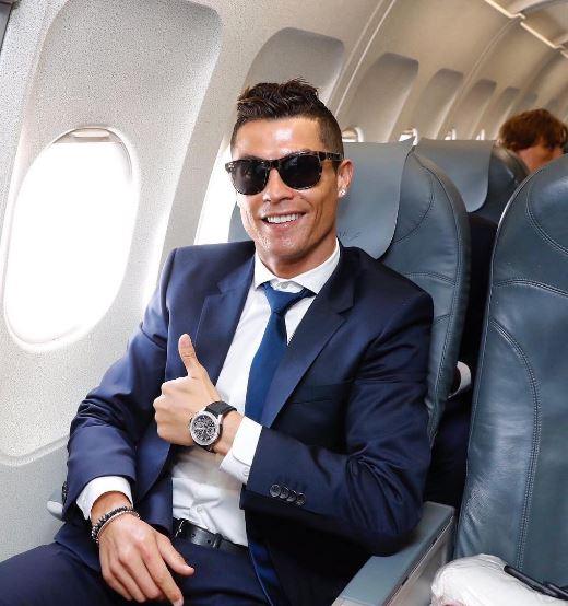 Cristiano Ronaldo, muscoli e striptease su Instagram ...