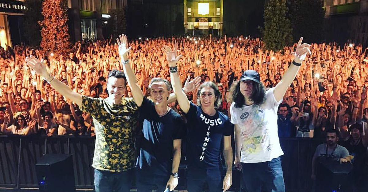Deejay Time Reunion, le emozioni della festa a Milano