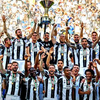 Juventus campione: è le6end