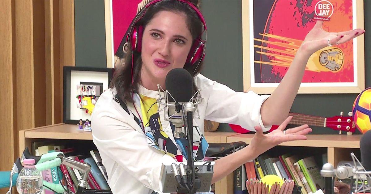DJCI. Lodovica Comello, da Violetta a Rovazzi: 'La musica è la mia vera passione'
