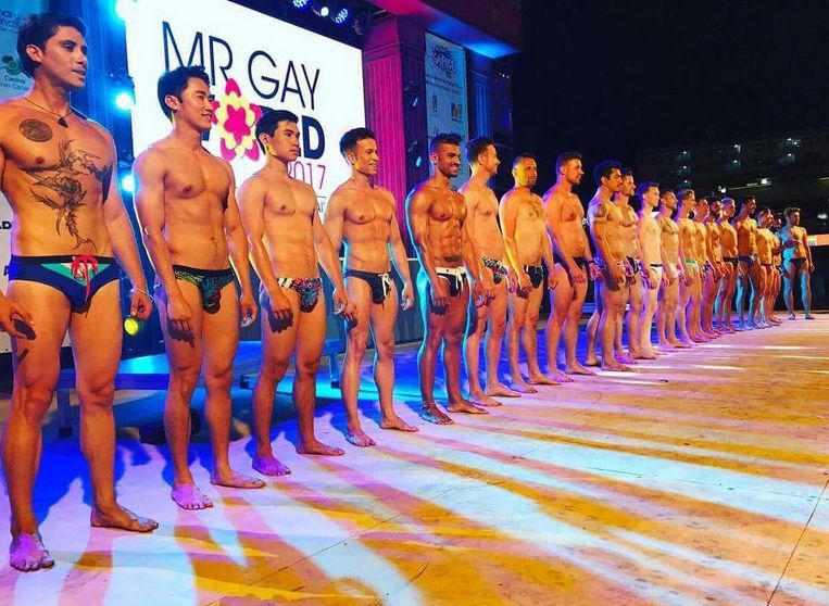 most beautiful transsexual pageant