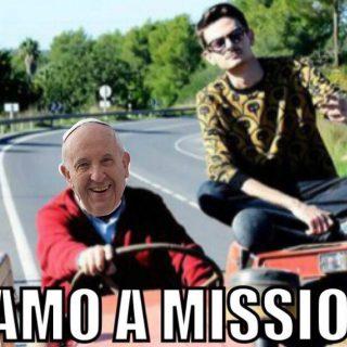 Papa Francesco cita Rovazzi? Il cantante: 'Sono onorato'