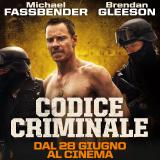 Codice Criminale con Michael Fassbender al cinema dal 28 giugno