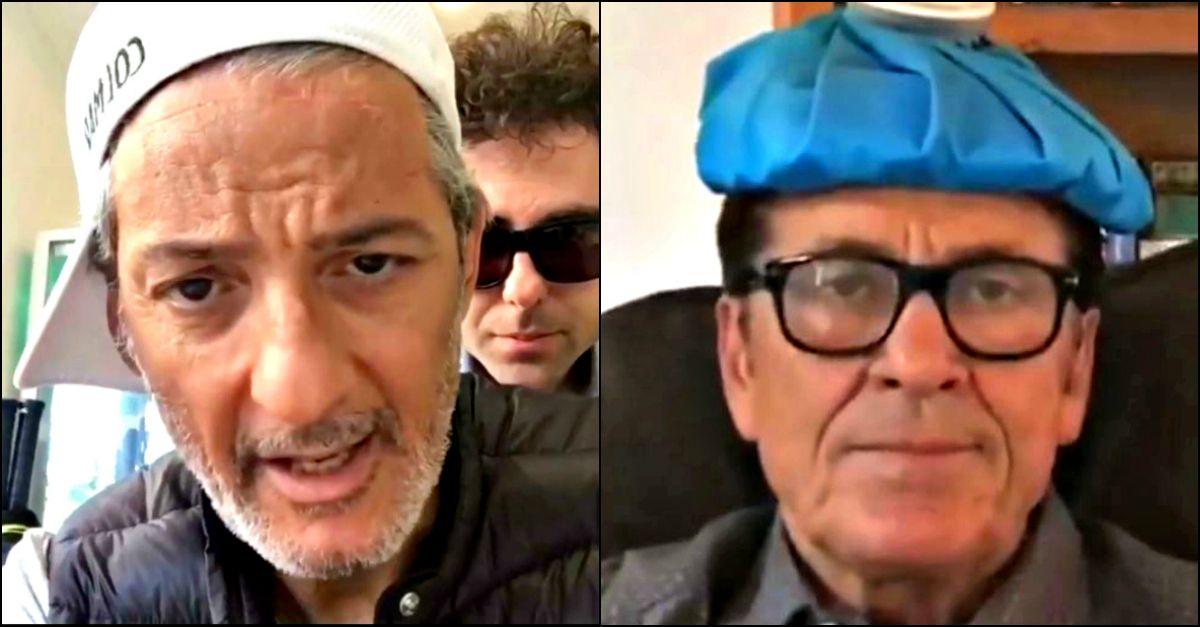 """Botta e risposta tra Fiorello e Morandi: """"Ci hai rovinato tutti"""", """"La realtà è un'altra"""""""