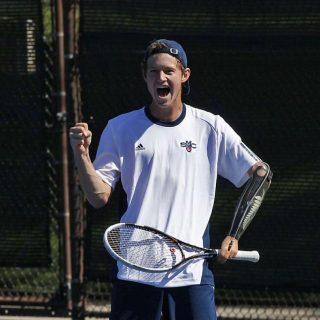 Alex Hunt, primo tennista disabile tra i professionisti
