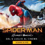 """""""Spider-Man: Homecoming"""". Le gesta del giovane Peter Parker al cinema dal 6 Luglio"""