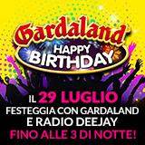 Festeggia con noi il compleanno di Gardaland: ti aspettiamo il 29 luglio!