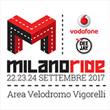 A Milano dal 22 al 24 settembre si va tutti in bici con Vodafone Milano Ride: iscriviti subito!
