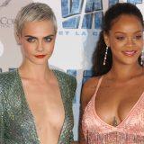 Skinny vs Curvy, gara di bellezza tra Cara Delevingne e Rihanna