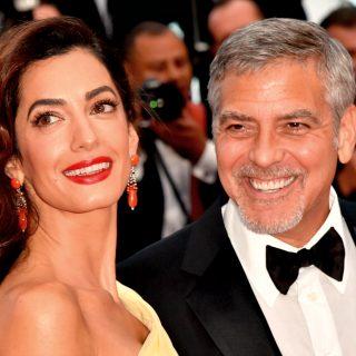 George Clooney e Amal: 1 milione contro il razzismo