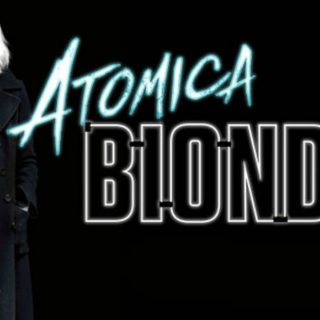 "Charlize Theron super tosta in ""Atomica Bionda"""