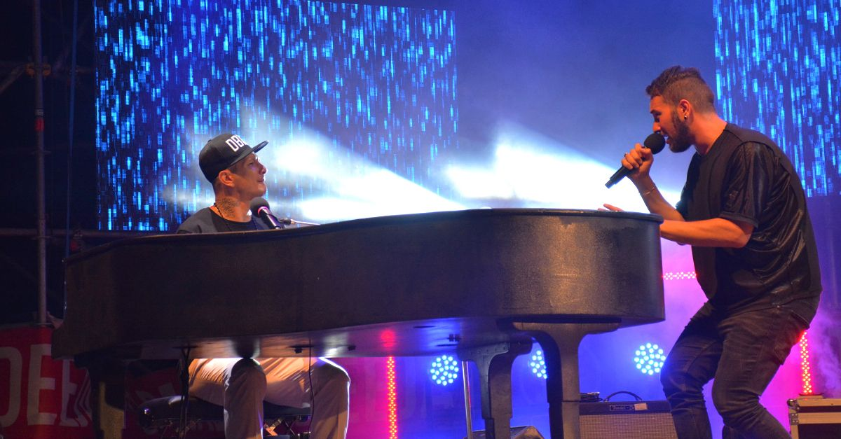 Antonino e Emiliano Pepe a Deejay On Stage: le foto del 17 agosto a Riccione