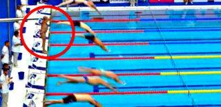 Negano il minuto di silenzio per le vittime di Barcellona: il nuotatore spagnolo non si tuffa