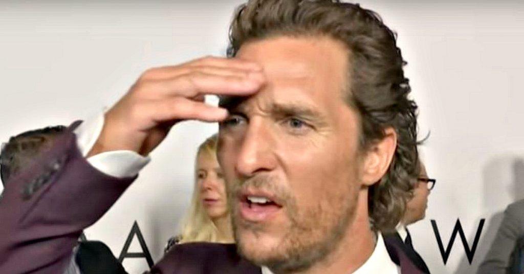 McConaughey: la reazione alla morte di Shepard | Radio Deejay