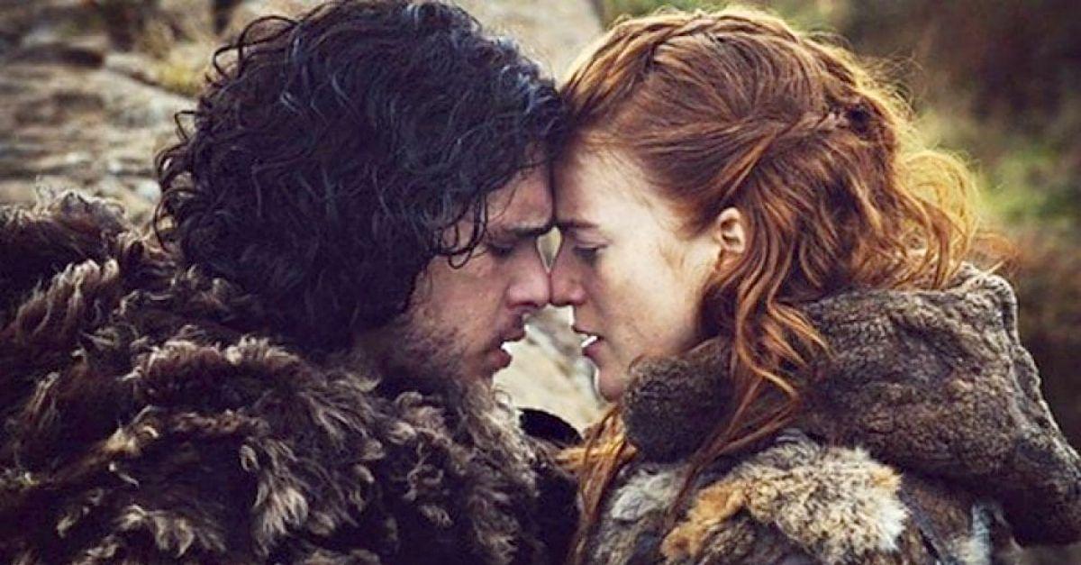 Jon Snow e la sua Ygritte si sposano: ci sarà il lieto fine che mancava in Game of Thrones