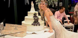 La prima sposa single d'Italia è in Brianza: niente sposo, ma 70 invitati e abito bianco
