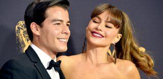 Il figlio di Sofia Vergara è sexy come la madre: Manolo incanta agli Emmy Awards