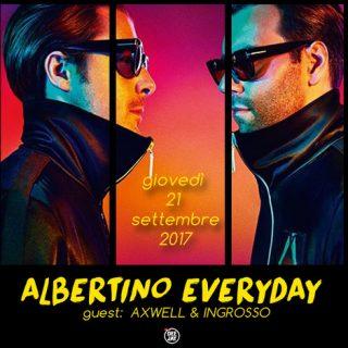 Axwell Λ Ingrosso giovedì in diretta con Albertino