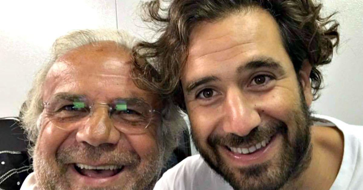 """Tommaso Paradiso e Jerry Calà cantano """"Riccione"""" e """"Maracaibo"""" all'Home Festival"""