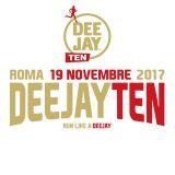 Deejay Ten Roma, 19 novembre 2017: iscrizioni aperte