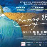 """""""Loving Vincent"""" i capolavori di Van Gogh prendono vita al cinema dal 16 al 18 ottobre"""