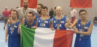 Basket, l'Italia è campione d'Europa con i ragazzi con la sindrome di Down: primo oro nella storia