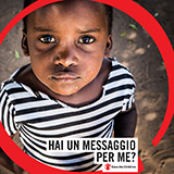 Un SMS al 45544 per aiutare un bimbo con Save the Children, mandalo anche tu!