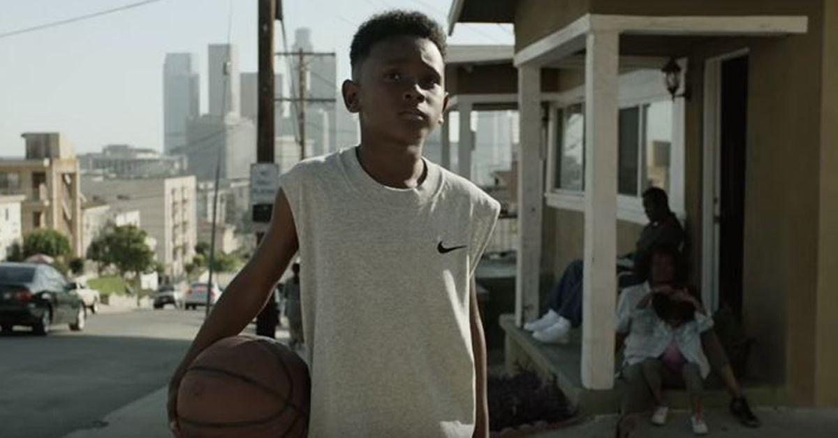 Un sogno chiamato NBA: lo spot che celebra la voglia di sport