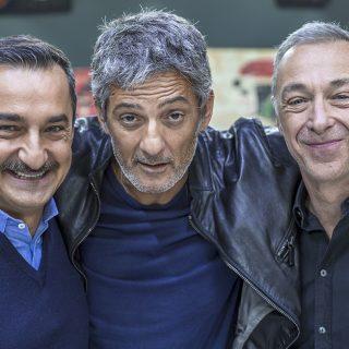 """Fiorello a DJCI: """"Potrei tornare in Rai, ma in seconda serata"""""""
